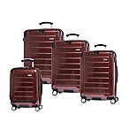 Ricardo Beverly Hills® Roxbury Luggage Collection in Black Cherry