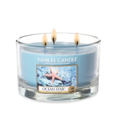 Yankee Candle® Ocean Star™ 3-Wick Candle