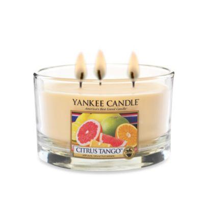 Yankee Candle® Citrus Tango™ 3-Wick Jar Candle
