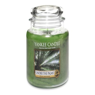 Yankee Candle® Under the Palms™ Large Jar Candle