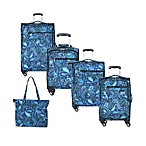 Ricardo Beverly Hills Sausalito Superlight 2.0 Luggage Collection in Paisley