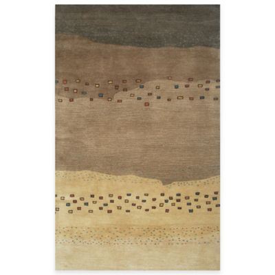 Mojave 2-Foot 6-Inch x 8-Foot Area Rug in Beige/Brown