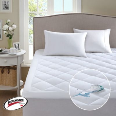 Sleep Philosophy California King 3M Serenity Waterproof Mattress Pad