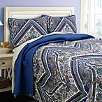 Tangiers Jewel Quilt Set