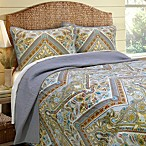 Tangiers Neutral Quilt Set