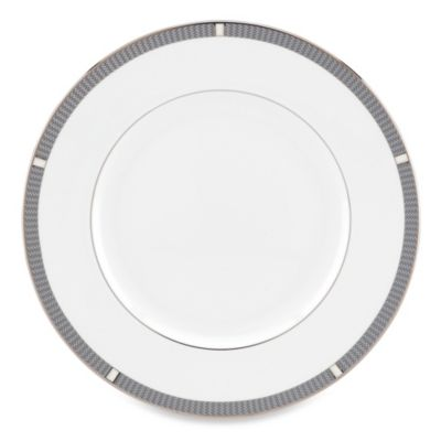 Lenox® Silver Sophisticate 12-Inch Dinner Plate