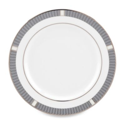 Lenox® Silver Sophisticate 6.25-Inch Bread and Butter Plate