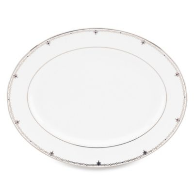 Lenox® Sapphire Jewel Oval Platter