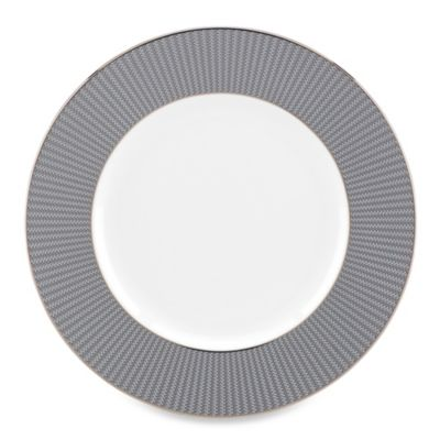Lenox® Silver Sophisticate 12-Inch Accent Plate