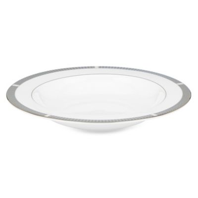 Lenox® Silver Sophisticate 12-Inch Pasta Bowl