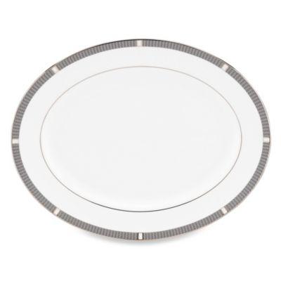 Lenox® Silver Sophisticate 15-Inch Oval Platter