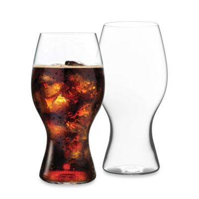 Riedel® 17-Ounce Coca Cola® Glasses (Set of 2)