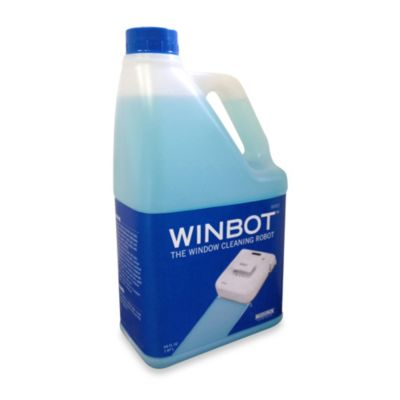 WINBOT Professional Cleaning Solution 1/2-Gallon Refill