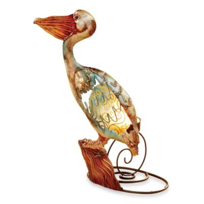 Pelican Capiz Shell Tealight Holder