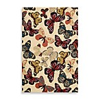 Nourison Fantasy Area Rug in Beige