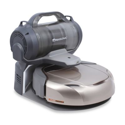 DEEBOT D77 The 3-D Vacuuming Robot