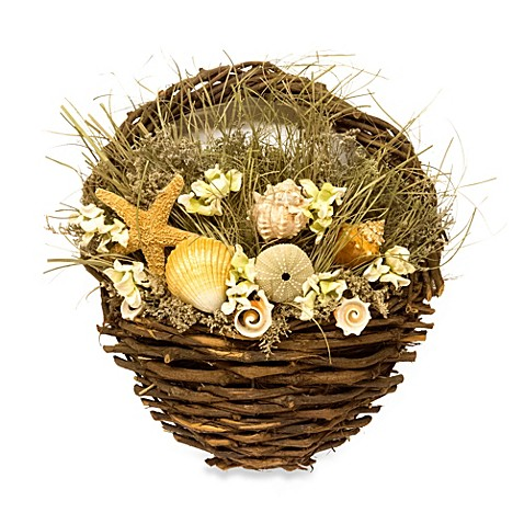 buy decorative wreaths for home decor from bed bath amp beyond decorative wreaths home south