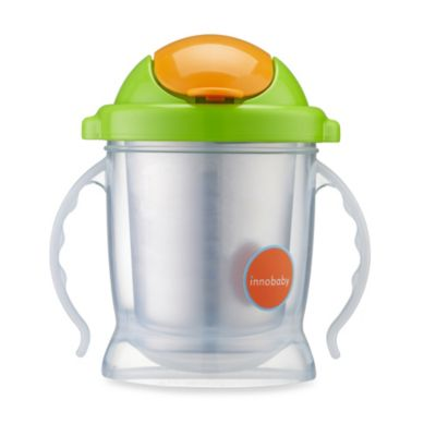 Innobaby Sippin' Smart™ EZ Flow Stainless Sippy in Green