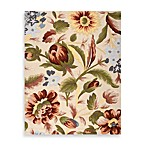 Nourison Fantasy Area Rug in Ivory