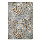 Nourison Fantasy Area Rug in Light Blue