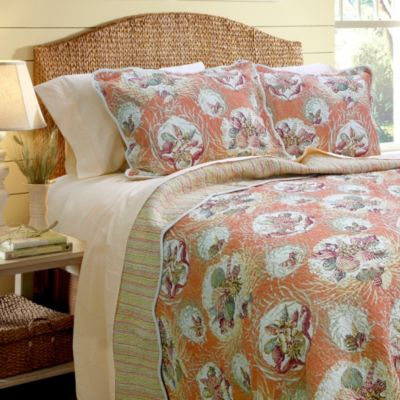 Shell Key Quilt Set