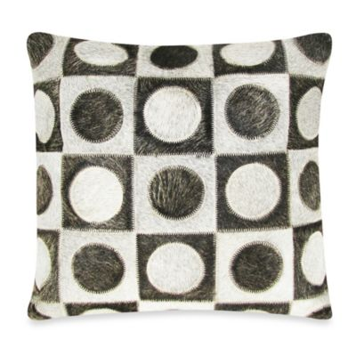 Bruno Square Throw Pillow