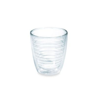 Freezer Safe Clear Tumbler