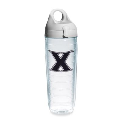 Tervis® Xavier University 4-Ounce Emblem Water Bottle with Lid
