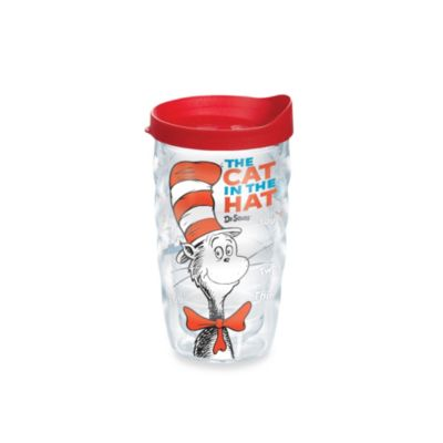 Tervis® Dr. Seuss Cat In The Hat 10-Ounce Wavy Wrap Tumbler with Lid