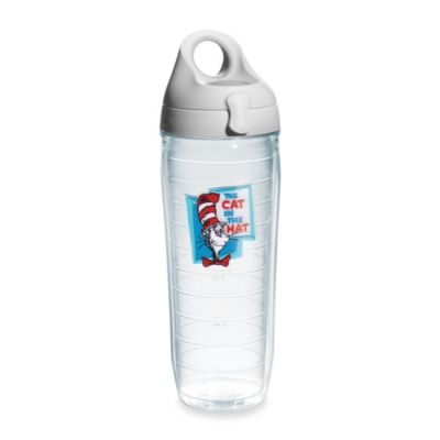 Tervis® Dr. Seuss Cat In The Hat 24-Ounce Water Bottle