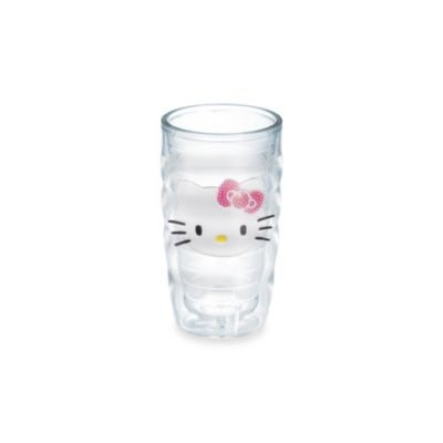 Tervis® Hello Kitty® Sequin Bow 10-Ounce Wavy Tumbler