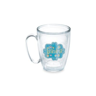 Tervis® Hallmark Grandma 15-Ounce Satin Emblem Mug