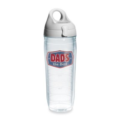 Tervis® Dad's the Best 24-Ounce Water Bottle with Lid