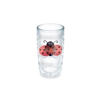 Tervis® Lady Bug Layered Emblem 10-Ounce Wavy Tumbler