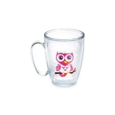 Tervis® Happy Satin Owl Emblem 15-Ounce Mug