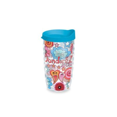 Tervis® Girls Pop Art 10-Ounce Wavy Wrap Tumbler with Lid