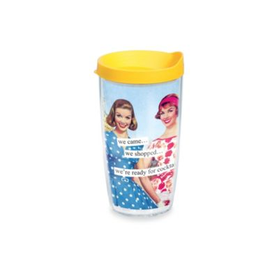 Tervis® Anne Taintor Mother's Day We Shopped 16–Ounce Wrap Tumbler with Lid