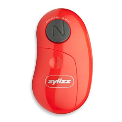 Zyliss EasiCan Single Touch Electric Can Opener