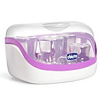 Chicco® NaturalFit™ Microwave Steam Sterilizer in Purple/White