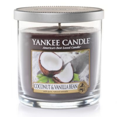 Yankee Candle® Coconut & Vanilla Bean™ Small Lidded Candle Tumbler