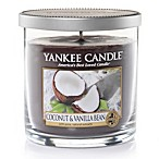 Yankee Candle® Coconut & Vanilla Bean Small Lidded Candle Tumbler