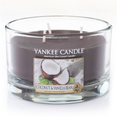 Yankee Candle® Coconut & Vanilla™ Bean 3-Wick Candle