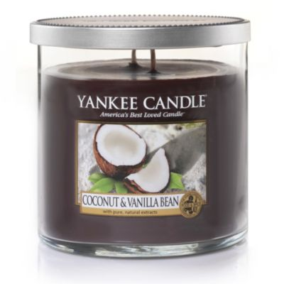 Yankee Candle® Coconut & Vanilla Bean Medium 2-Wick Lidded Candle Tumbler