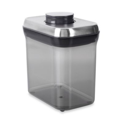 OXO Good Grips® 0.9-Quart Coffee and Tea POP Container