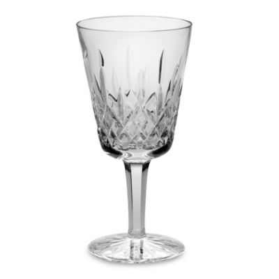 Waterford® Lismore 8-Ounce Goblet