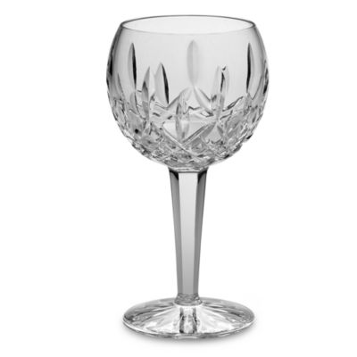 Waterford® Lismore 8-Ounce Balloon Wine Glass
