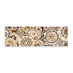 Ecliptic Ornament Canvas 60-Inch x 20-Inch Wall Art
