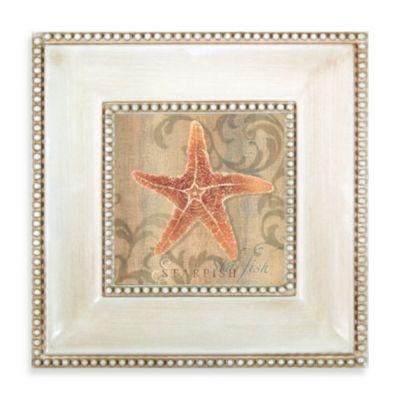 Starfish Swirl Wall Art
