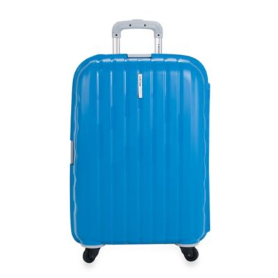 DELSEY Helium Colours 26-Inch Spinner Suitcase in Blue
