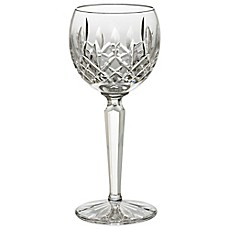 Waterford® Lismore 6-Ounce Hock Wine Glass